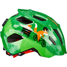 Cube Fink Casque, green